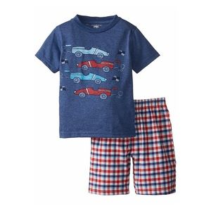 Kids headquarter clothes set